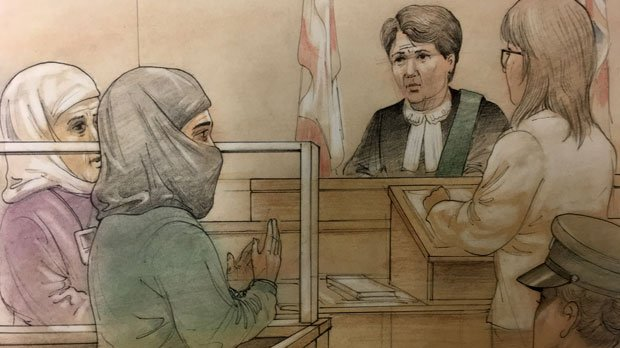 Woman facing terrorism-related charges fails to appear in court