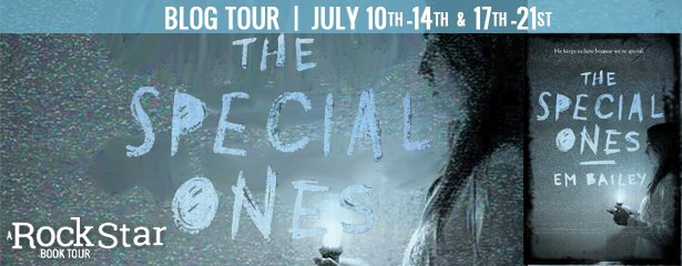 THE SPECIAL ONES Blog Tour