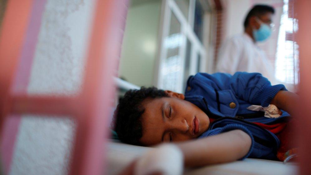 Yemen's cholera epidemic is worst on record: Oxfam