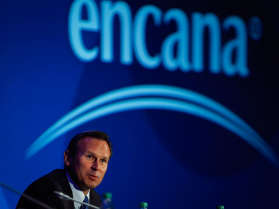 Encana and Husky post diverging results amid oil price slump via @FPEnergy