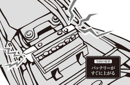 [第2回]バッテリーがすぐに上がる|絶版車の医学|カワサキイチバン#KAWASAKI #カワサキ #絶版車 #トラブル