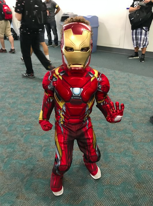 SDCC2017: Heroes come in all shapes and sizes