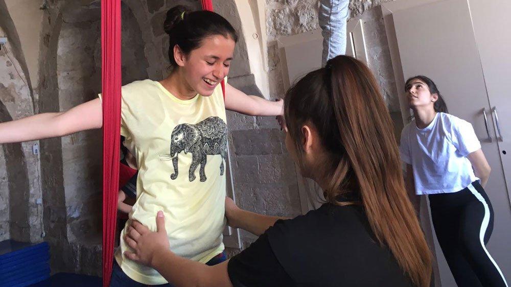 This circus school in Turkey helps refugee children overcome trauma