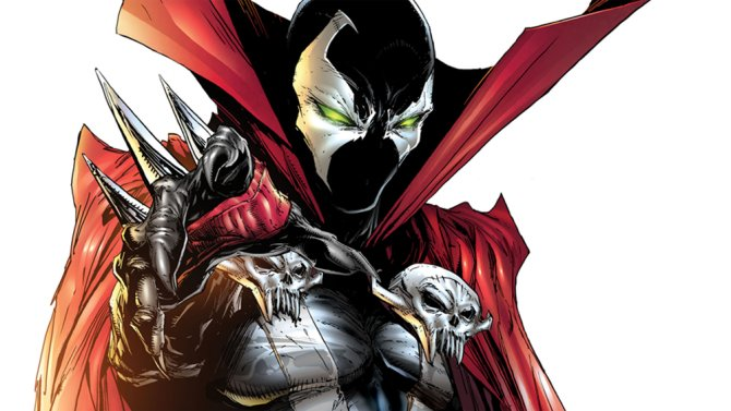 A new Spawn movie is in the works from @Todd_McFarlane and @blumhouse