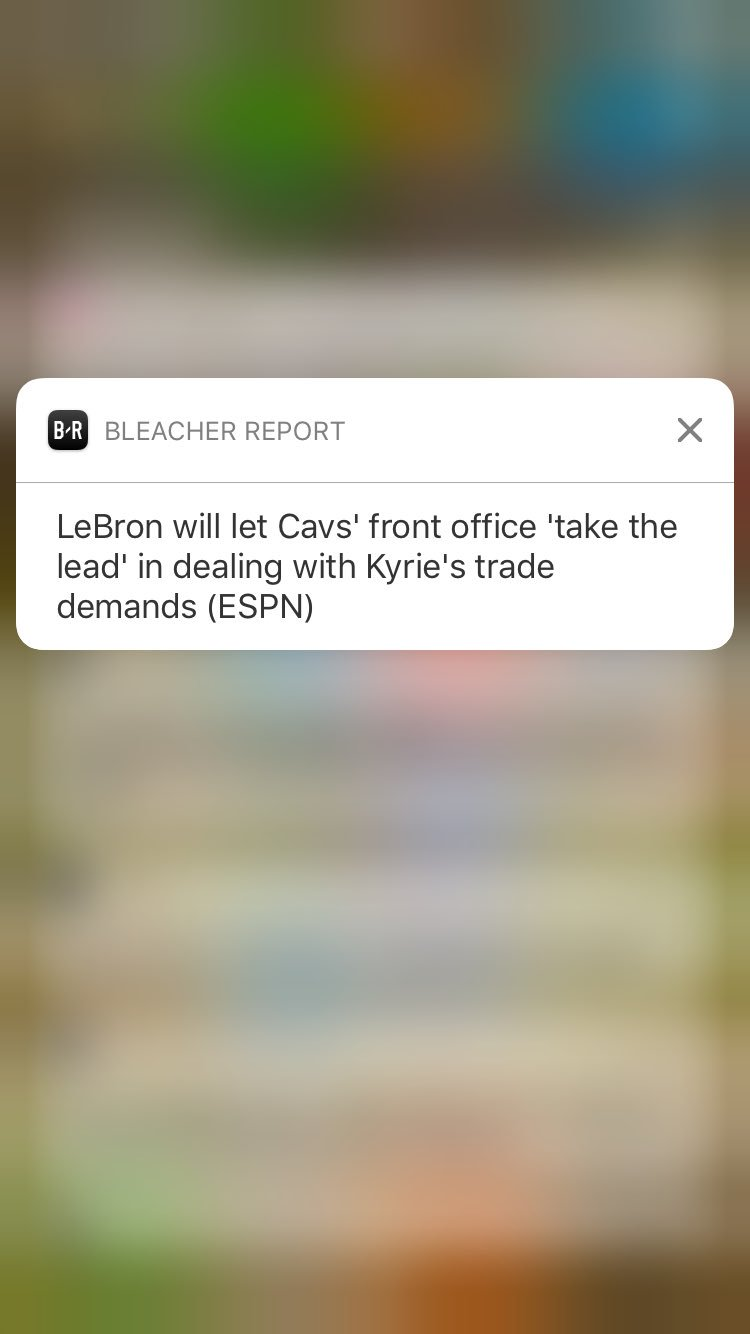 For all you 'LeBron is just a player' headass niggas lmaooo https://t.co/Mdw8n2368W
