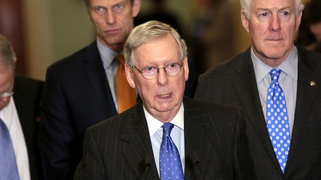 test Twitter Media - RT @thehill: JUST IN: Major portions of GOP healthcare bill found to violate Senate rules https://t.co/OikNibBukU https://t.co/fph7MRmqiX
