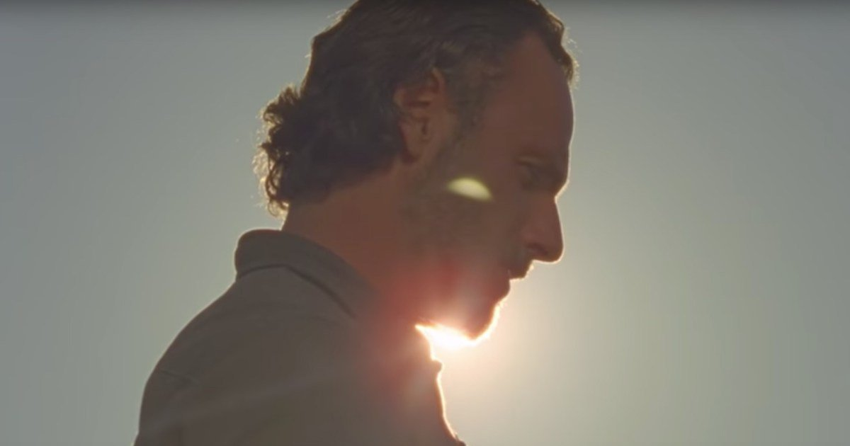 38 unreal moments from the shocking @WalkingDead_AMC season 8 trailer: