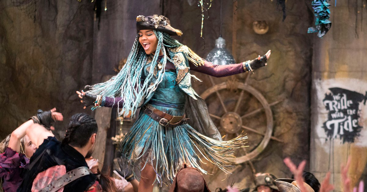 Descendants2 cast on that that Michael Jackson-inspired musical number: