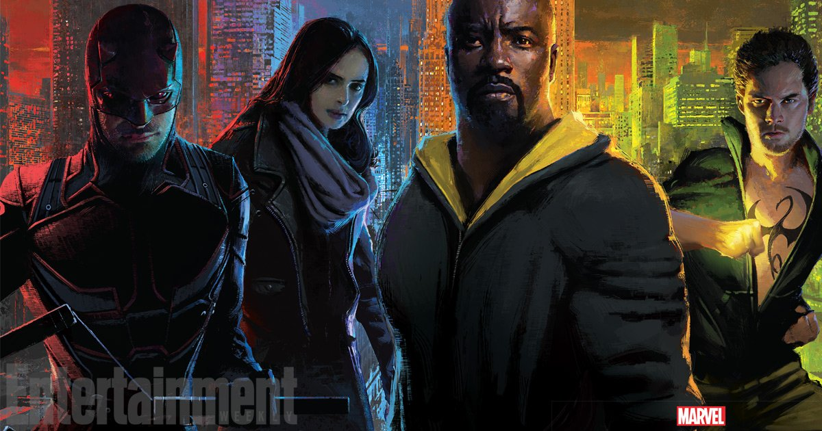 Follow our live blog as Marvel's TheDefenders hits ComicCon: