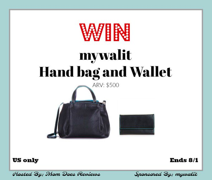 mywalit Handbag and Wallet ARV $500 GA-1-US Ends 8/1