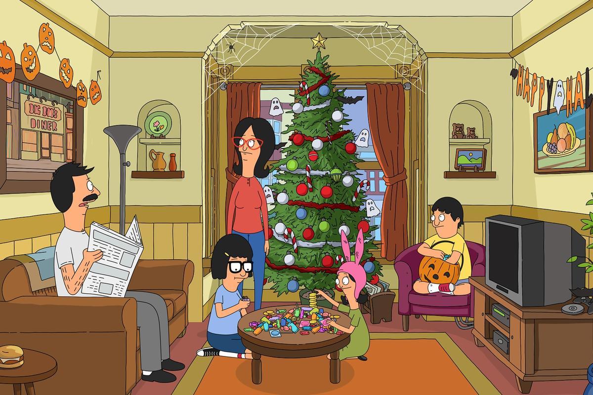 'Bob's Burgers' to do one-hour Christmas musicalspecial