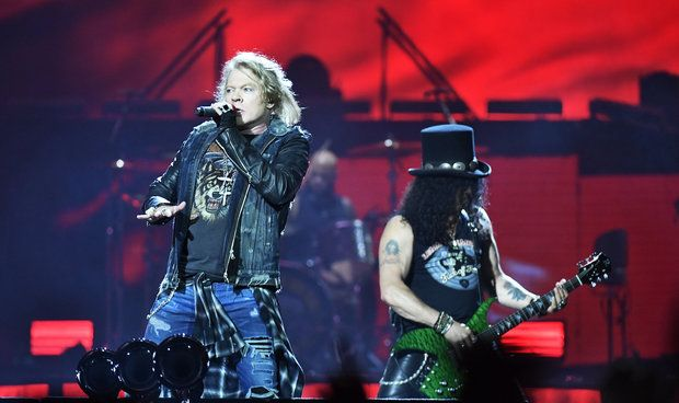 Guns N' Roses extends tour, adds Hartford concert date