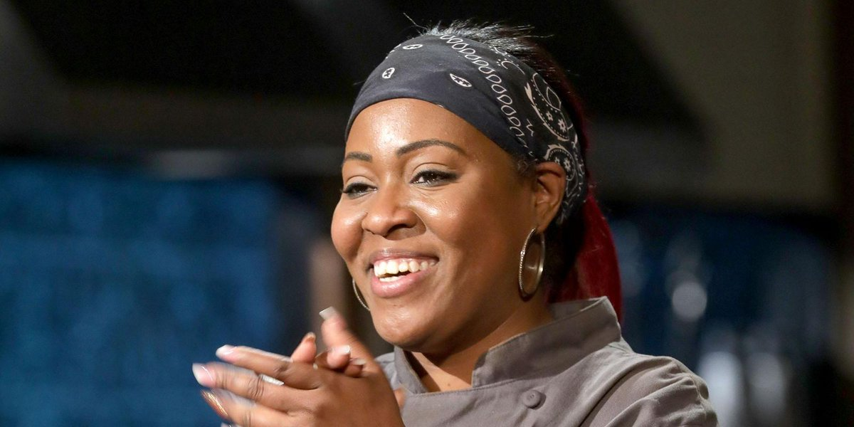 Detroit baker has recipe for reality TV success
