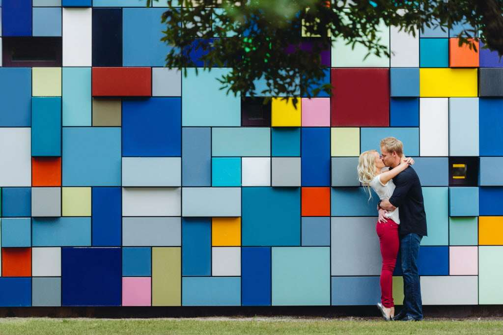 Photographers weigh in on Houston's most Instagrammable engagement shoots