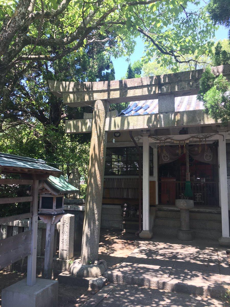 有頂天家族2で下鴨矢二郎が訪れた、阿波金長神社に御座います。