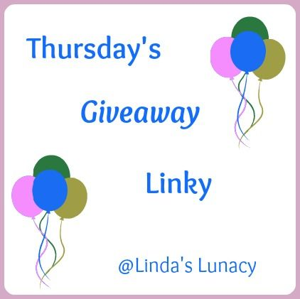 Thursday's Giveaway Link Up