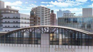 聖地巡礼@なづかり : 【聖地巡礼】SHIROBAKO -Part5-武蔵小金井