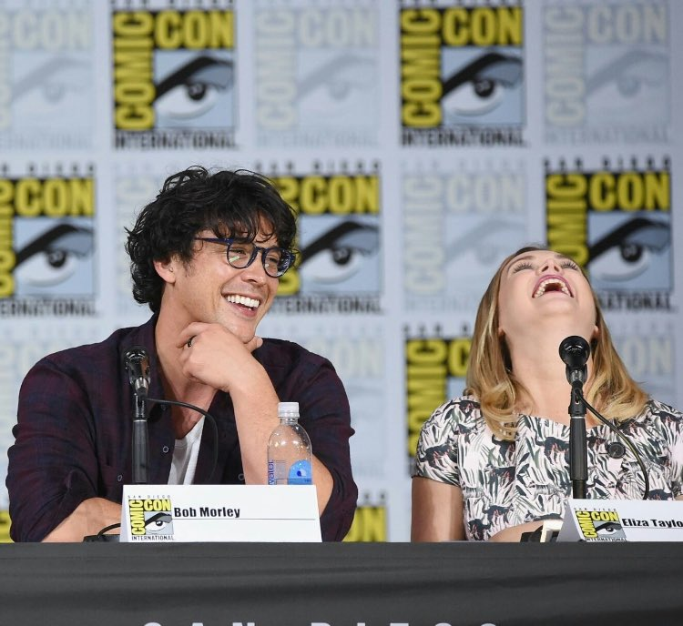 #The100SDCC