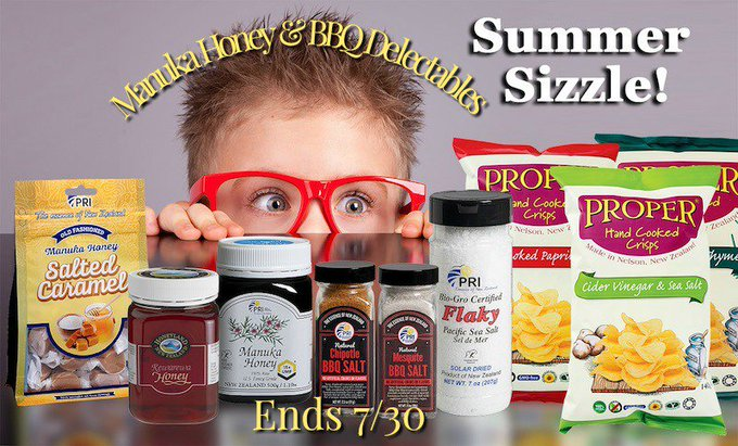 Manuka Honey Gift Set Giveaway-1-US-Ends 7/30