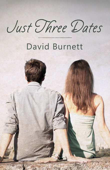$15 Amazon/PP-1-WW-Just Three Dates-David Burnett-Ends 7/30