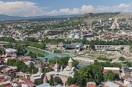 On Tbilisi's Green Spaces