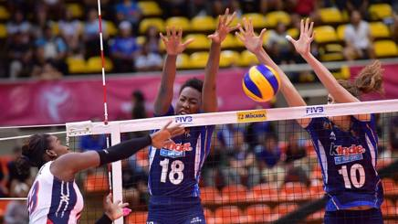Volley, l?Italia batte anche la Rep. Dominicana: è alle finali