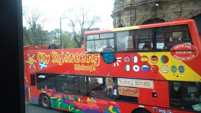 ワーキングホリデー2か国目に訪れたイギリスの「エディンバラ」って、どんな都市?映画の撮影に使われた舞台もご紹介しています