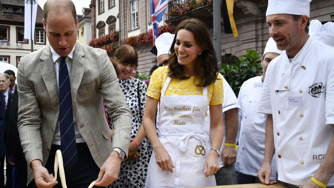 Photos: Prince William, Kate wrap up royal tour