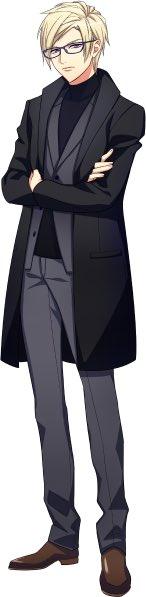 ボブゲ衣装で構成されるさきょさんに追加事項ができたので更新シキ(咎狗)のインナーとノイズ(ドラマダ)のスーツとルキーノ(