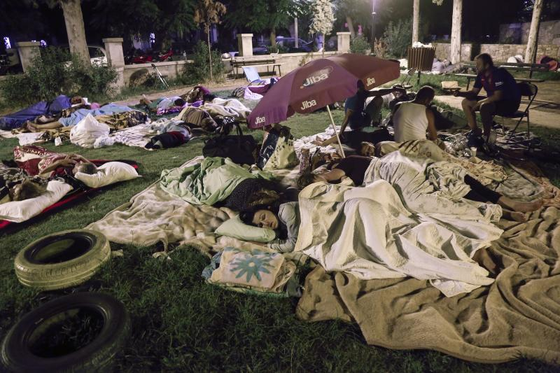 Greek holiday isle of Kos battles to recover from deadly quake