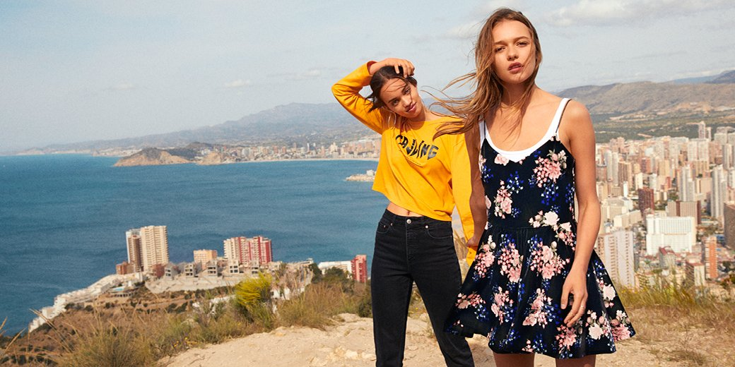 Update your summer wardrobe with band tees, denim shorts and breezy dresses. https://t.co/cYn2HVDrbc  #HM https://t.co/sI4slLCi5m