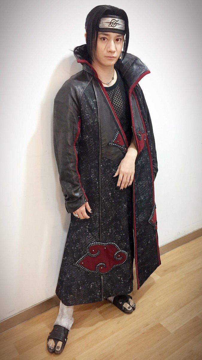 『NARUTO-ナルト-』上海公演、本日マチソワ2公演観劇させていただきました。海外で公演させていただけること、本当にあ
