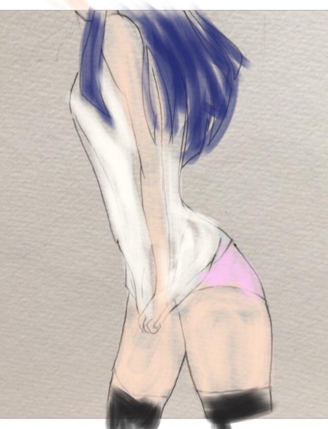 女でもこの仕草には萌える#NARUTO #絵描きさんと繋がりたい