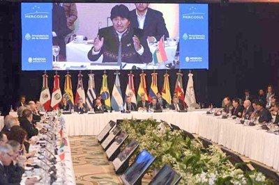 Evo destaca independencia de Bolivia del FMI y el Banco Mundial - Diario Co Latino