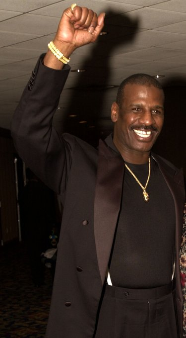 Happy birthday to 1976 Olympic Medalist, Michael Spinks!