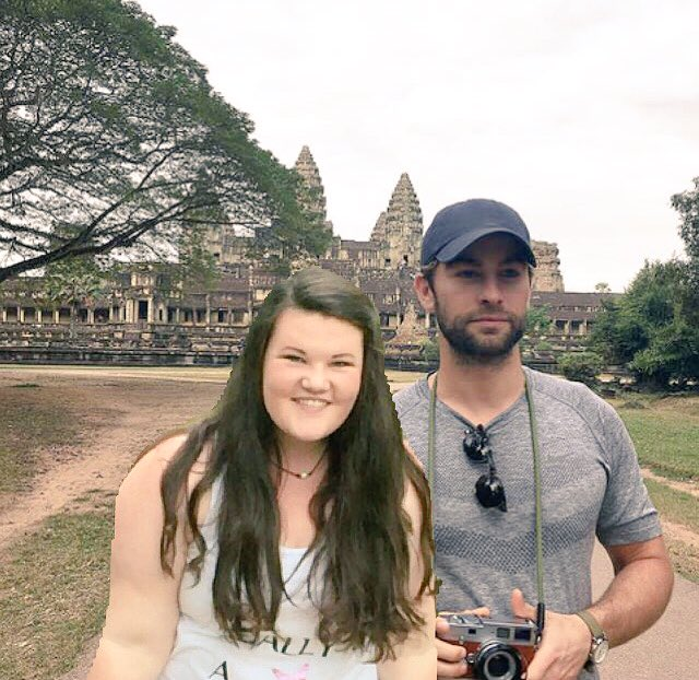 Happy three day late birthday To Chace Crawford