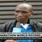 Marathon World Record: Olympic Champ Kipchoge eyeing record in Berlin