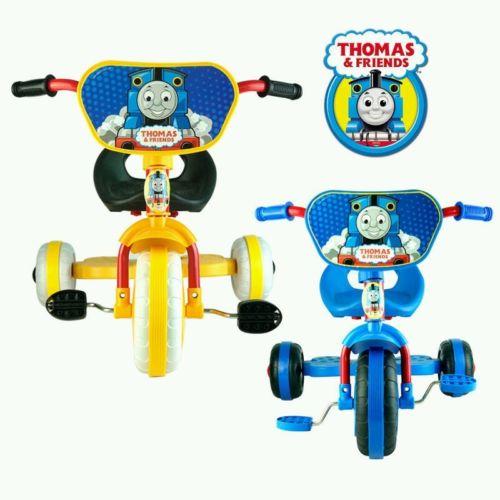 THOMAS THE TANK FRIENDS TRIKE TRICYCLE KID CHILD TODDLER 3 WHEEL CAR RIDE ON TOY https://t.co/KubfB4RwJC https://t.co/HWIambtizU