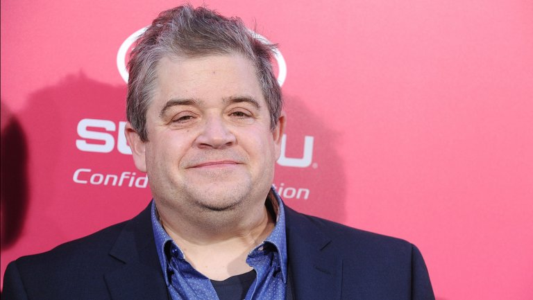 Grant Morrison's Happy: @PattonOswalt replaces Bobby Moynihan in Syfy series
