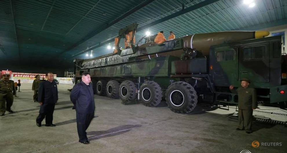 US lawmakers reach deal on sanctions bill for Russia, Iran, North Korea
