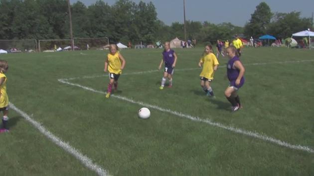 Sarah Parvin Memorial SoccerFest takes place in Quakertown
