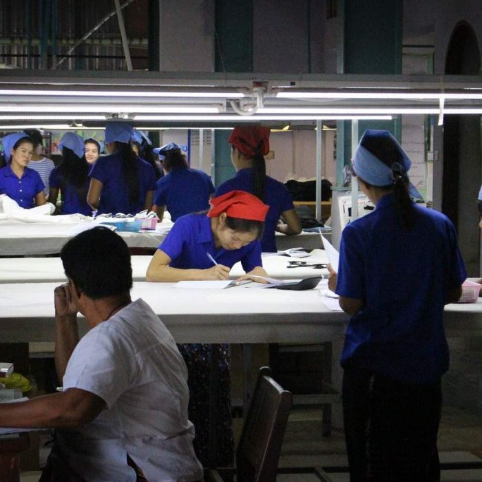 Myanmar's textile workers pay the price for Australia's fast fashion addiction