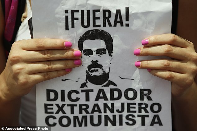 Venezuela's opposition just appointed their own set of Supreme Court judges