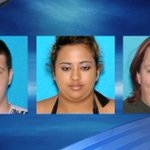 Police: Three arrested for making up kidnapping story after assault outside Dari Mart