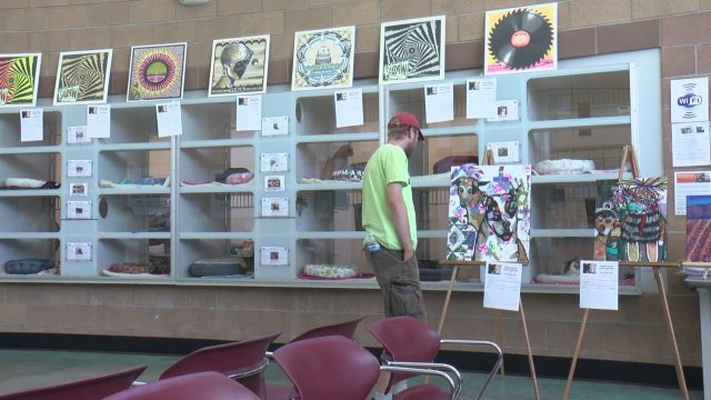 Adopt an animal artist at Albuquerque city shelters