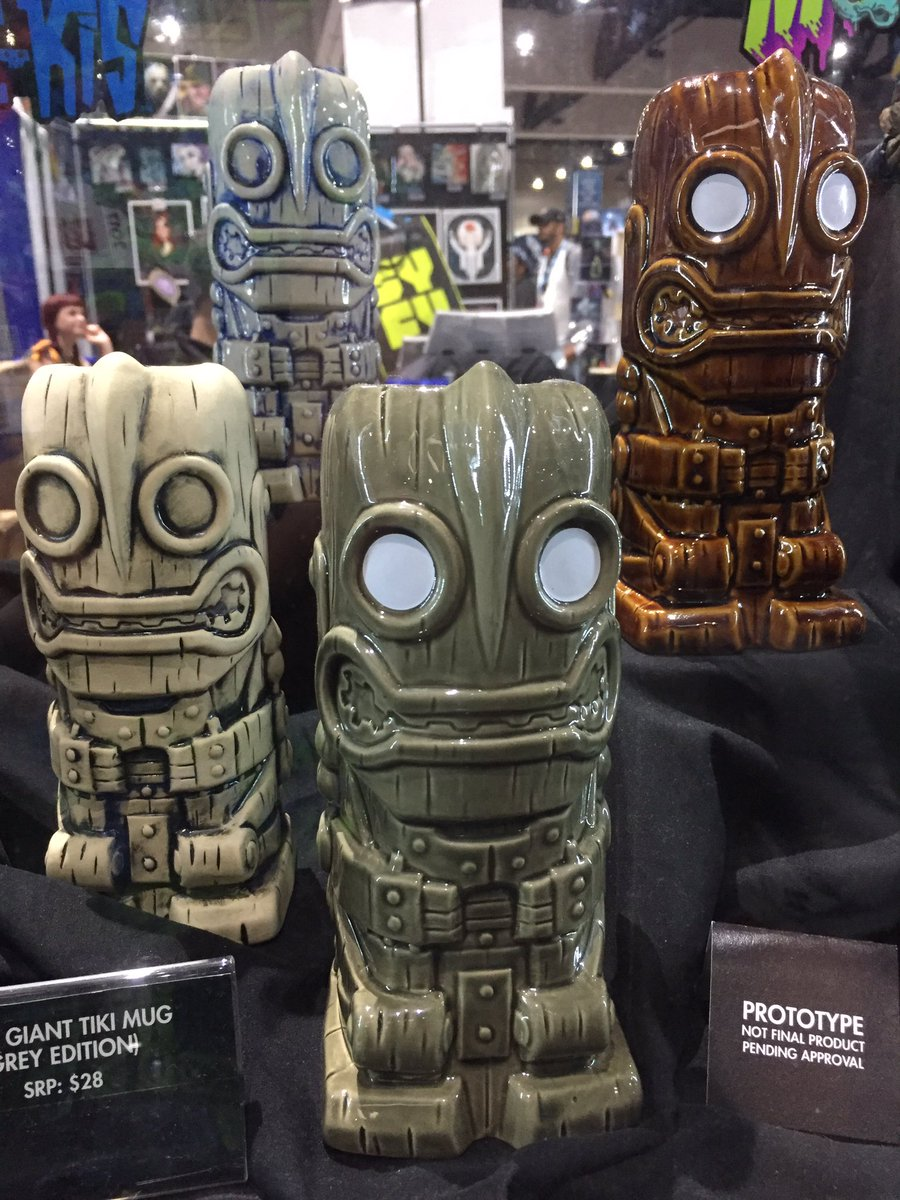 Must... Have... Love these #IronGiant #tiki mugs from @MondoNews! https://t.co/kabdx2NWff
