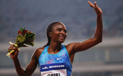 Kenyans triumph in Monaco DL: Obiri continues her fine form ahead of World Championships