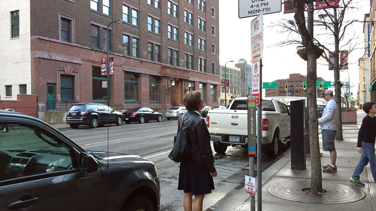 Mom Sent On Fact-Finding Mission To Read What Parking Sign Down Street Says