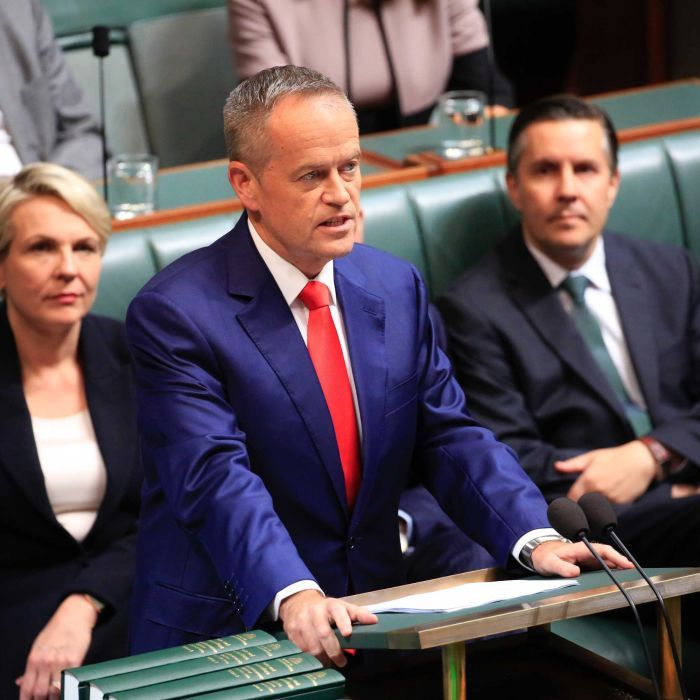 Bill Shorten calls on Government to commit to fixed, four-year Parliamentary terms