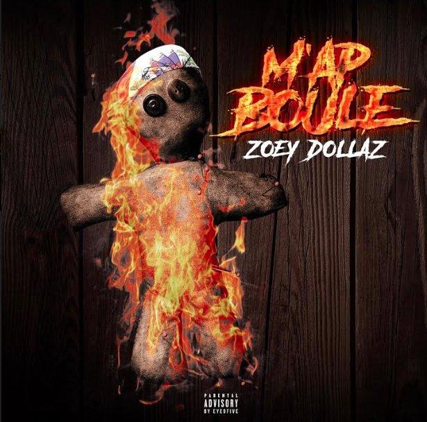 .Stream @ZoeyDollaz New 'M'ap Boule' EP here: https://t.co/KsrY6EqP2j https://t.co/cuKPYR0grF